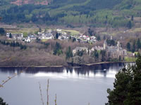 Fort Augustus Abbey Loch Ness