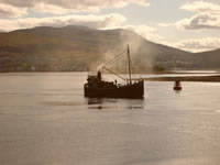 Fort William from Corpach