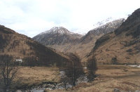 Glen Nevis Fort William
