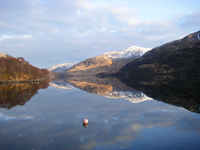 Loch Shiel near Glenfinnan